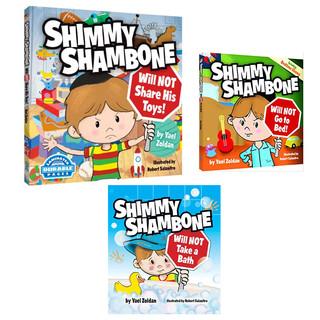 Illustrations for Shimmy Shambone