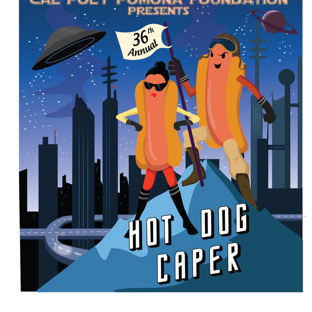 The Hot Dog Capers