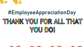 Celebrating You on Employee Appreciation Day