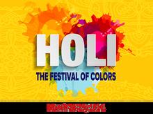 Happy Holi from MOSAIC!