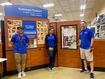 Store 1828 Does Anything For Pets – Including Saving A Loose Dog In The Parking Lot