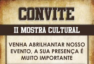 II Mostra Cultural
