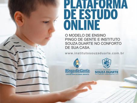 Plataforma de estudo online