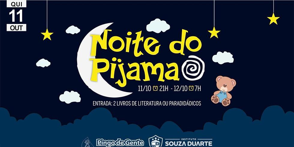 Noite do Pijama 2018