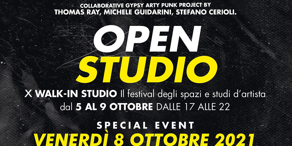 Kill Your Idols Crew X Walk-in Studio