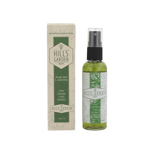 Spray Neem Verbena 60ml / Neem Verbena Linen & Body Mist