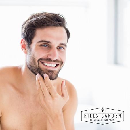 Cuidado Natural de la Piel Masculina
