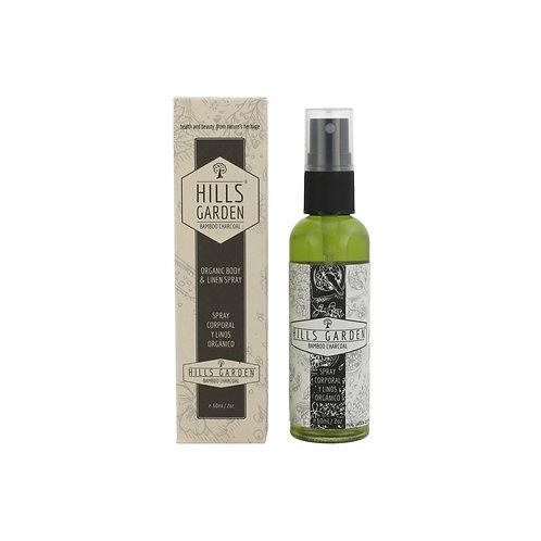 Spray Bambú 60ml / Bamboo Charcoal Linen & Body Mist