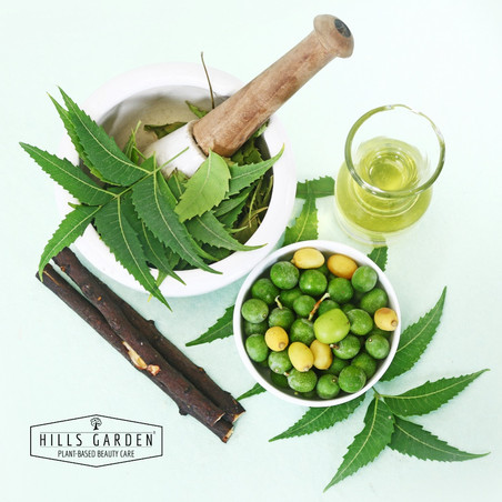 Aceite de neem: el ingrediente natural que te dará una piel sin acné