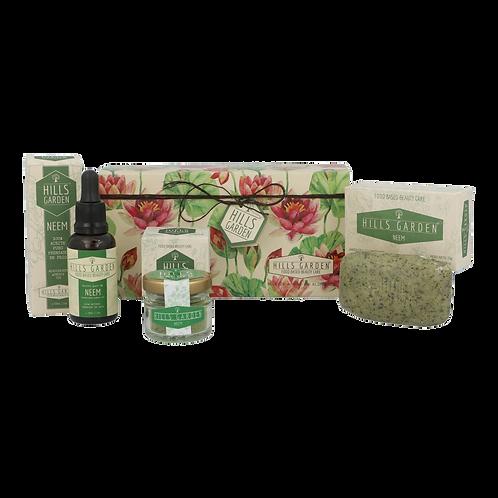 Kit Neem (Nim) Pieles Sensibles / Sensitive Skin Neem Kit
