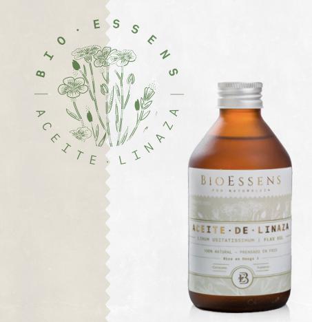 Aceite de Linaza / Flax Oil x 250ml
