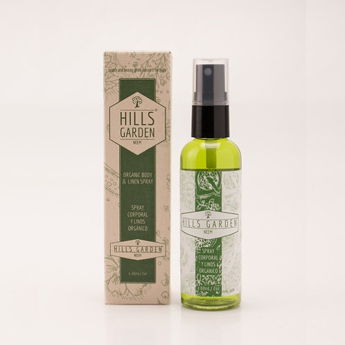 Spray Corporal & Linos Neem / Organic Neem Body & Linen Spray