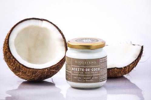 Aceite de Coco Puro x 200ml / Coconut Oil x 200ml