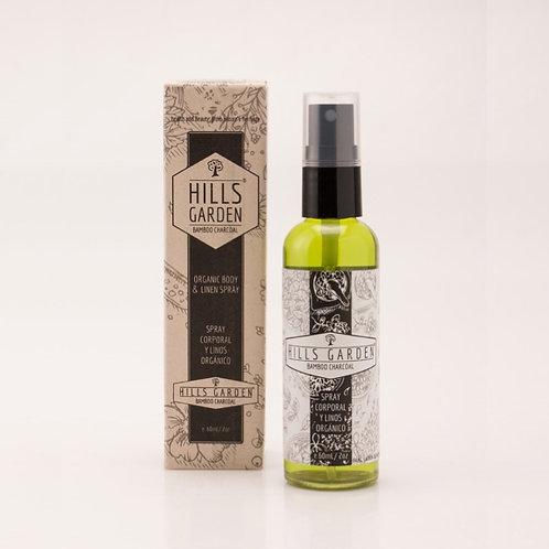 Spray Corporal & Linos Carbón de Bambú / Bamboo Charcoal Body & Linen Spray
