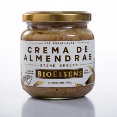 Crema de Almendras Natural x 210g
