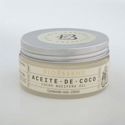 Aceite Puro de Coco Cosmético 200ml
