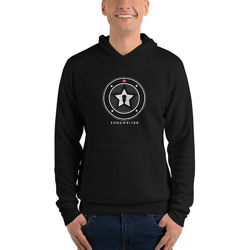 Songwriter Men's hoodie