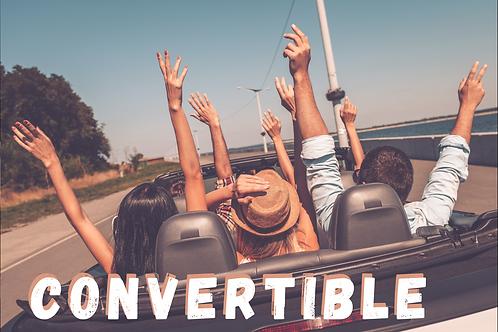 Convertible-Pop Country (Key C   97BPM)
