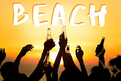 Beach-Pop (Key E | 108BPM)