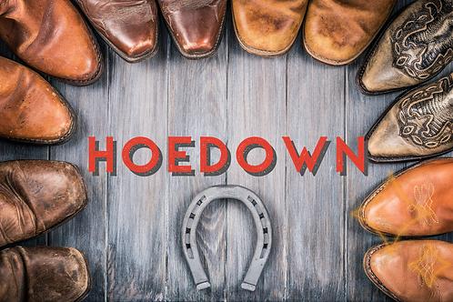 Hoedown-Country (Key D | 117BPM)