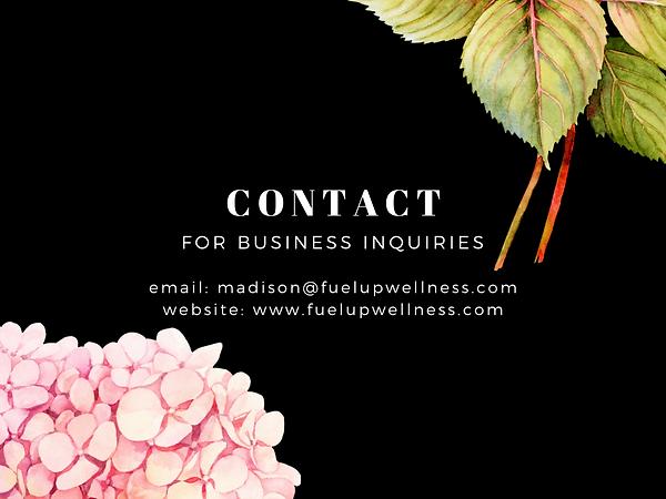 Minimal Floral Brand Guideline Presentat