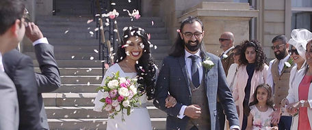 Humzah and Aruche - Wedding Video Dewsbury - Wedding Video Yorkshire - Wedding Video Bradford