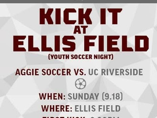 Youth Soccer Night - Ellis Field