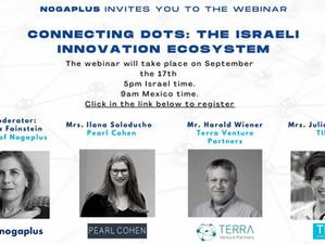 (EN) Webinar: Connecting Dots in the Israeli innovation ecosystem