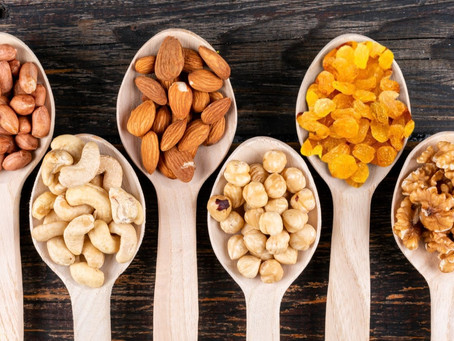 YOU MUST INCLUDE THESE 5 DRY FRUITS IN YOUR DIET TO STAY HEALTHY AND FIT