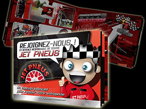 Franchise JETPNEUS Garage Automobile