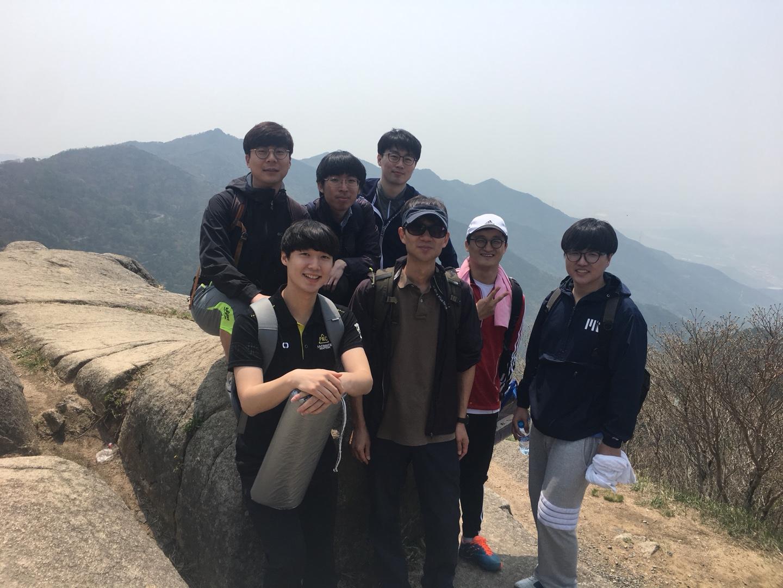 2018 비슬산 산행