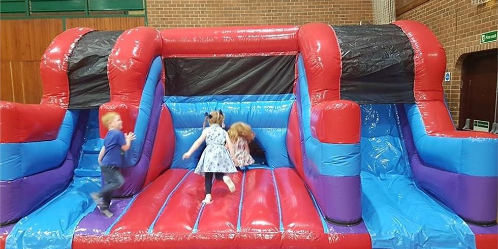 Bouncy Castle & Slide