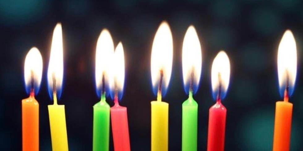 Danny's Friends 1st Birthday Celebrations