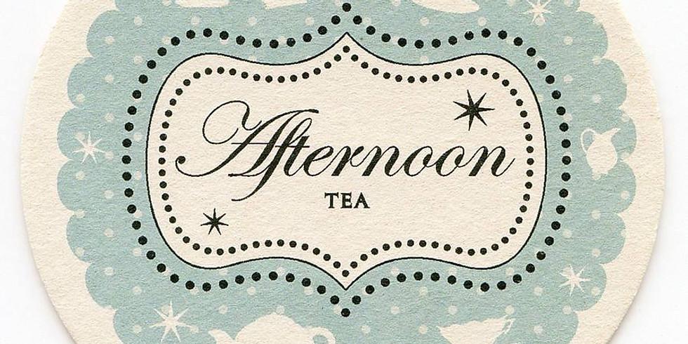 Fundraising Ladies Afternoon Tea