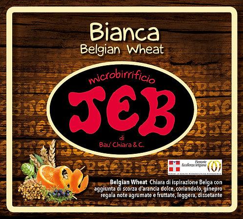 Bianca  Belgian Wheat alc. vol. 5.5% 50cl