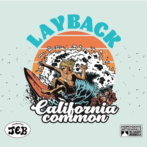 Layback - california common - alc. vol. 5.5%