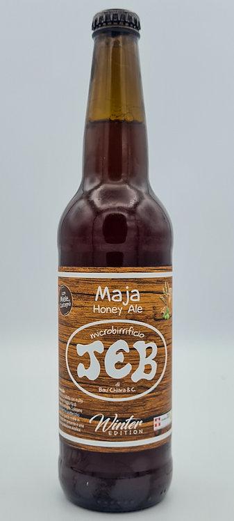 Maja Winter Honey Ale alc. vol. 7.0% 50cl