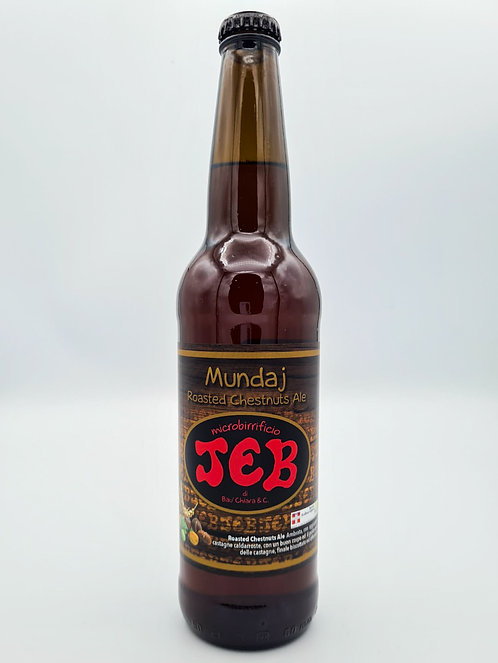 Mundaj Chestnuts Ale alc. vol. 5.4% 50cl