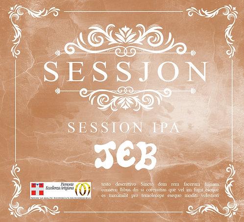 Session Ipa alc. vol. 5.2% 50cl