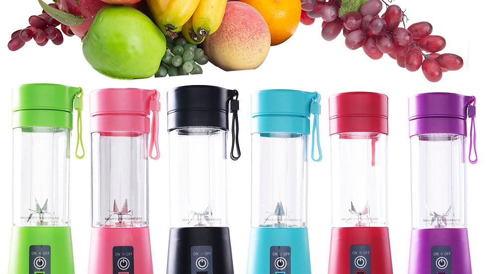 400ml Portable Juice Blender, Fruit Mixer,  Smoothie maker, USB Juicer machine