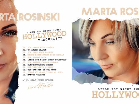 Marta Rosinski - Liebe ist nicht immer Hollywood