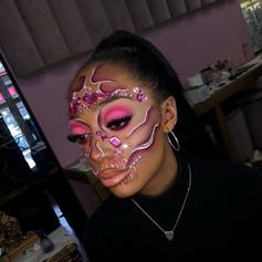 Halloween Glam by emma