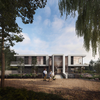 Meadow Grange Villa, WaM Architects