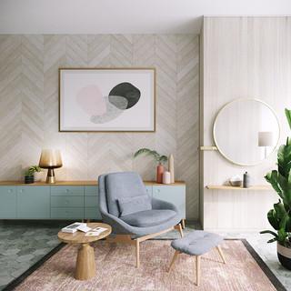 Sweden, Living Room