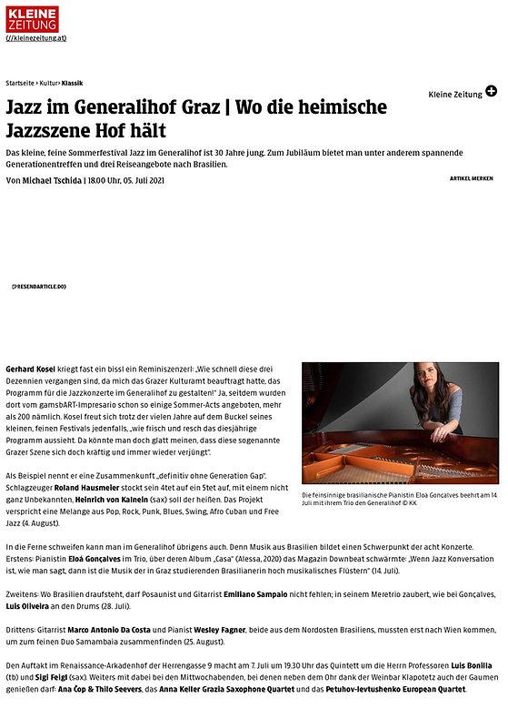 Kleine Zeitung Jazz Im Generalihof.jpg