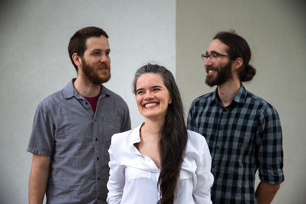 Eloá Gonçalves Trio. Photo by Johanna Se