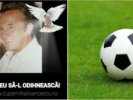 Mihai Ivăncescu, ar fi împlinit 79 de ani | Cupa Mihai Ivăncescu