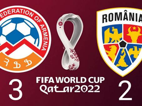 DEZASTRU la Erevan! | Armenia - ROMÂNIA  3-2 | Preliminariile Campionatului Mondial din 2022