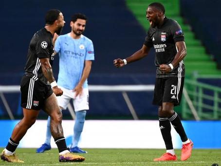 UCL | Surpriză uriașă | Manchester City - Lyon 1-3 | Cupa MIHAI IVĂNCESCU