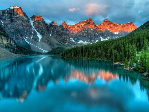 Five Reasons to Travel To Alberta, Canada